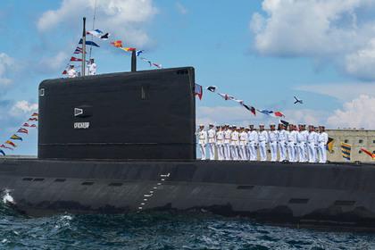 """Дизель-электрическая подводная лодка """"Краснодар"""""""