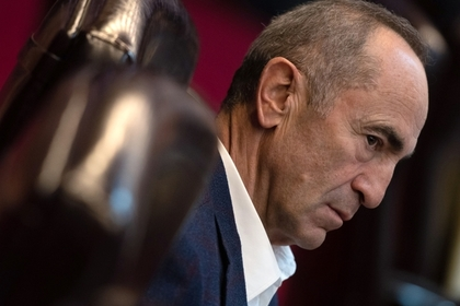 Суд освободил бывшего президента Армении
