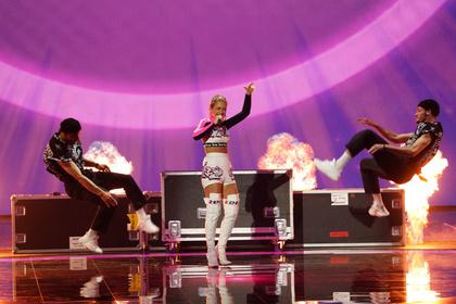 Жюри Белоруссии отстранили от участия в «Евровидении»