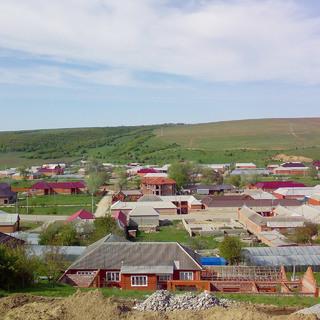 Село Центарой