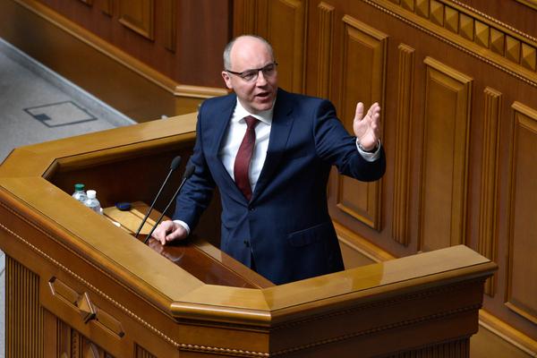 Спикера Рады развеселила инаугурация Зеленского