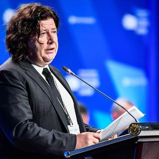 Председатель правления «Башнефти» Андрей Шишкин