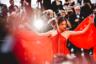Бразильская супермодель, долго выступавшая лицом рекламных кампаний бренда Victoria's Secret — а с недавних пор еще и актриса — попала в объектив фотографов на премьере картины «Отверженные» Ладжа Ли.