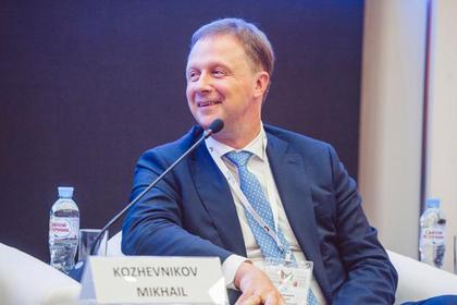 Михаил Кожевников