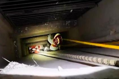 Шестилетний мальчик упал с 23-го этажа и отделался синяками