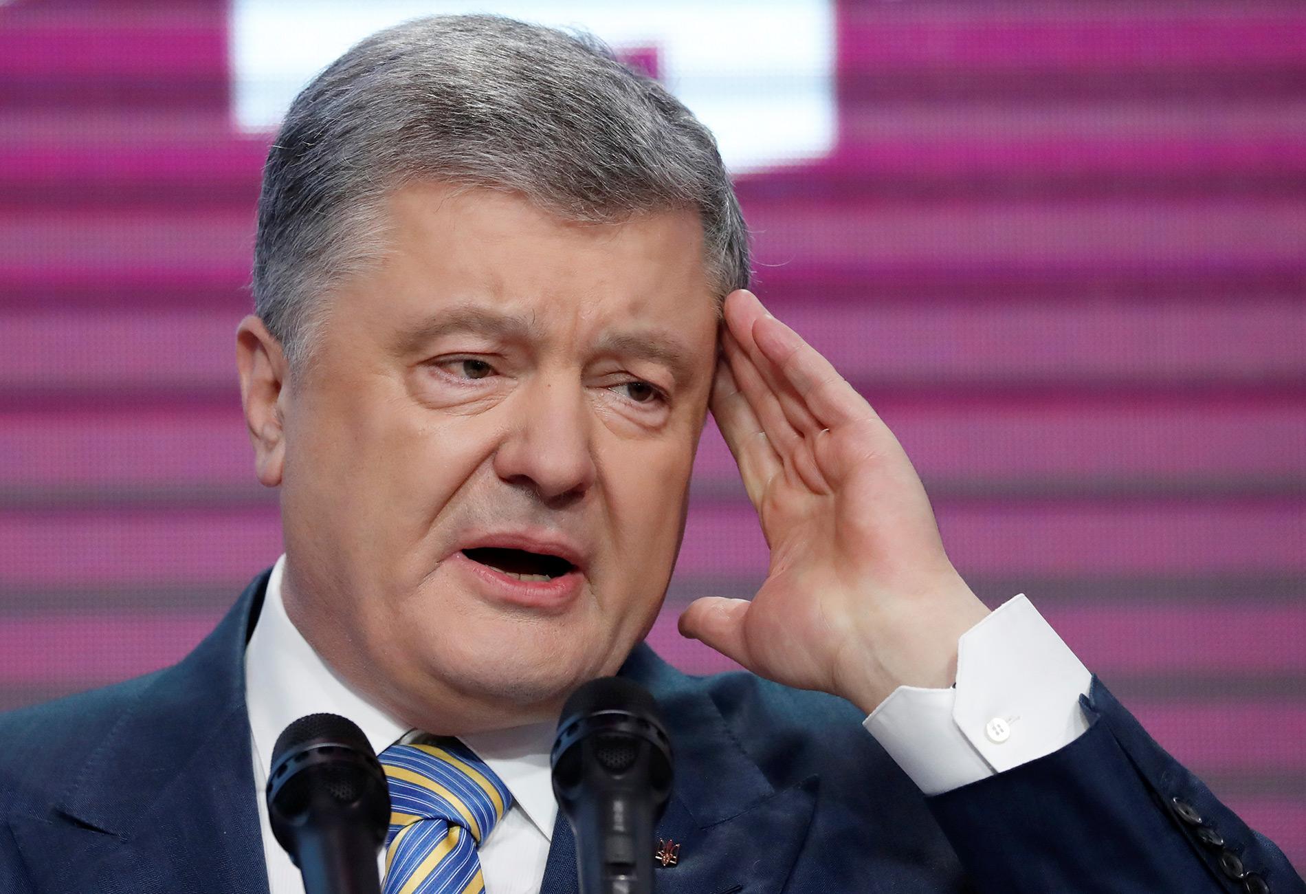 Украина-2021: тупой фальстарт «ястреба войны»