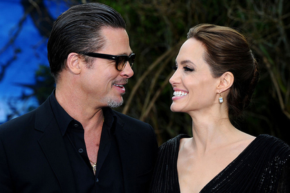 Анджелина Джоли и абсурд Питт после развода сосредоточились надетях