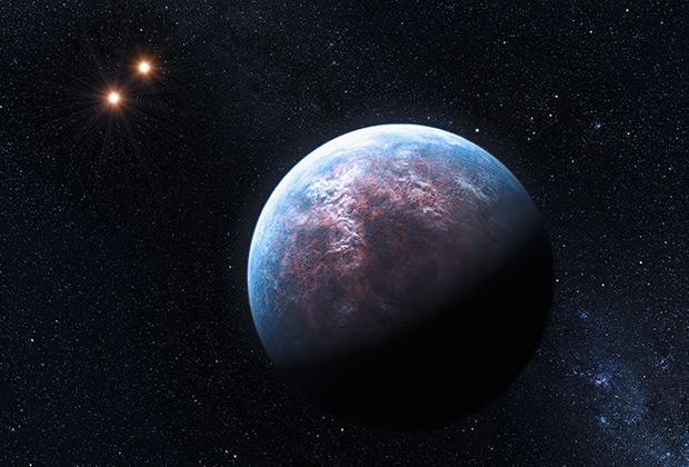 Экзопланета Глизе 667 C c