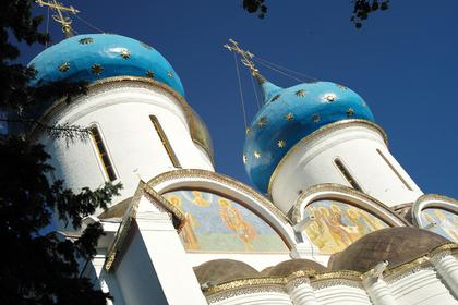Священник Троице-Сергиевой лавры напал с ножом на монаха