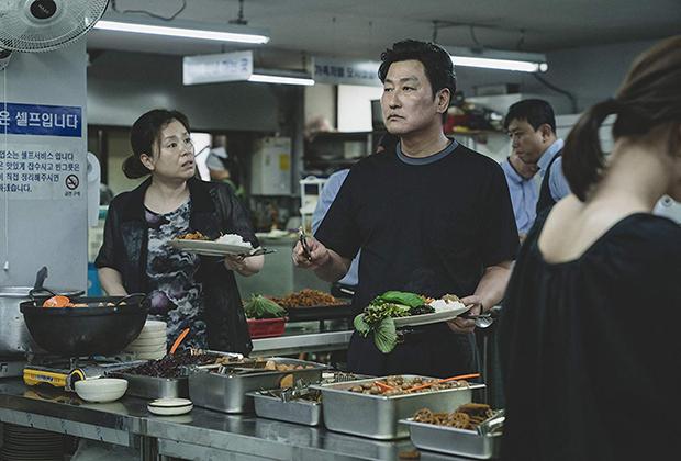 ВКаннах победил корейский фильм «Паразит» Пон Чжун-Хо