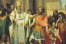 Крещение великого князя Владимира в Корсуни (фрагмент)