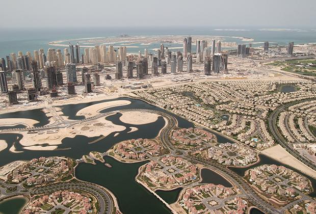 Жилой комплекс в Дубае Jumeirah Islands