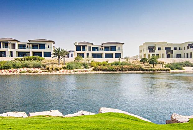Закрытый жилой комплекс Dubai Hills Estate
