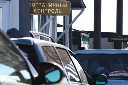 Посетивших Крым немецких политиков обвинили в нарушении закона