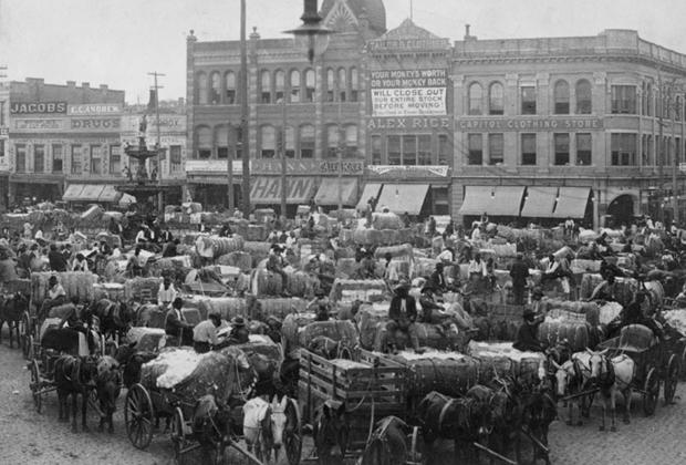 Рабовладельческий рынок Монтгомери