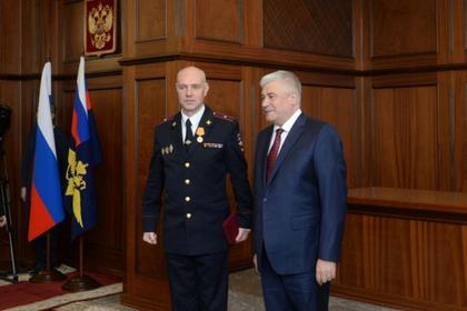 Эдуард Калтырин и Владимир Колокольцев
