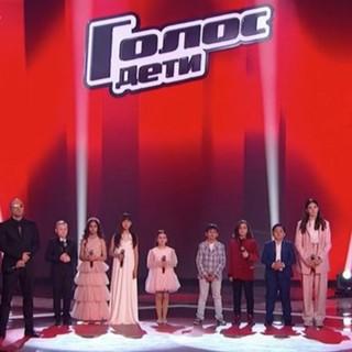 Победители шестого сезона детского «Голоса»