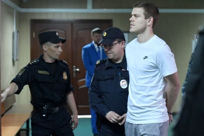 Адвокат рассказала о физическом состоянии Кокорина