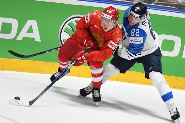 Хоккеист сборной России отверг «финское проклятие»