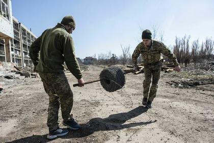 Среди плененных в ДНР украинских военных