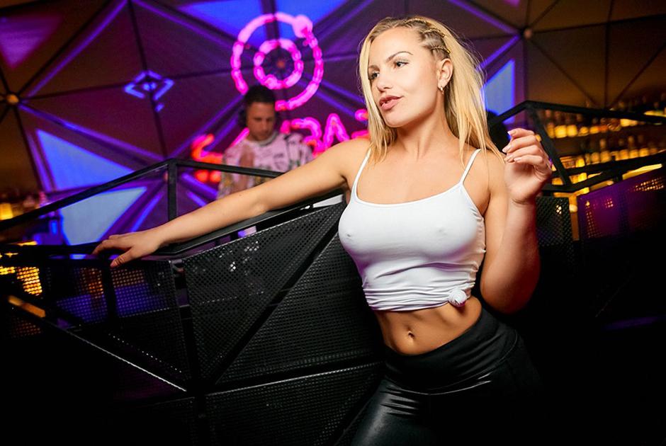 Ночной клуб SkyBar в Киеве