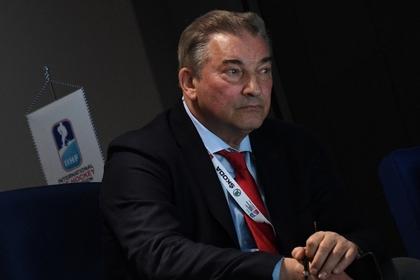Третьяк похвалил российских хоккеистов за игру в сборной вместо отдыха в Майами