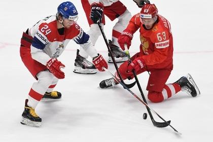 Сборная России по хоккею обыграла Чехию в матче за бронзу чемпионата мира