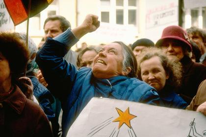 Антикоммунистический митинг в Литве, 1990