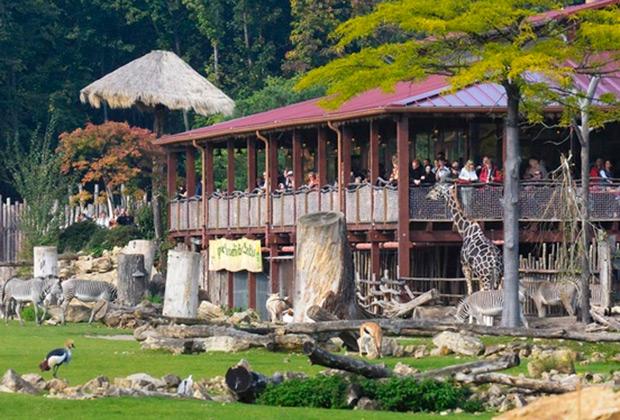 Зоопарк в Лейпциге