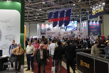 В Москве открылась ключевая выставка станкостроения и металлообработки