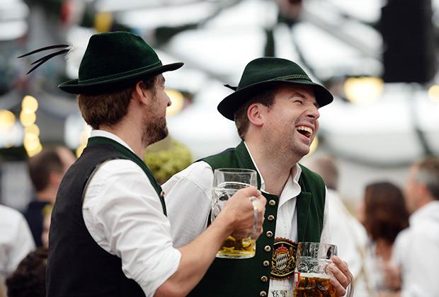 На Германии висит клеймо страны пива, сосисок и тушеной капусты. Это не так...