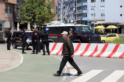 Россия отреагировала на беспорядки в Косове