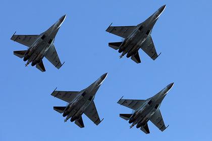 Стало известно число заказанных истребителей Су-35С