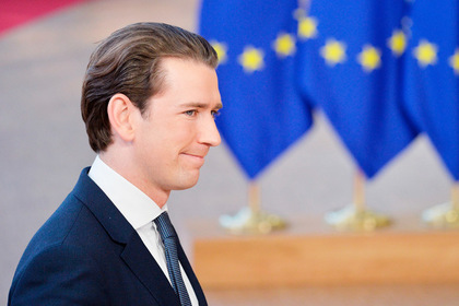 Курц захотел вернуться на пост канцлера Австрии