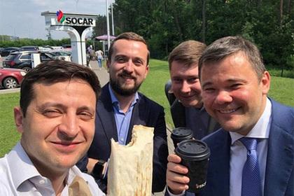 """Порошенко зустрівся з міністром оборони Канади Саджаном: """"Ми маємо і далі працювати над збільшенням військово-технічної допомоги Україні"""" - Цензор.НЕТ 16"""