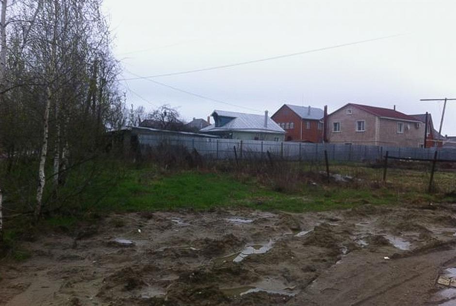 Деревня Ульянково