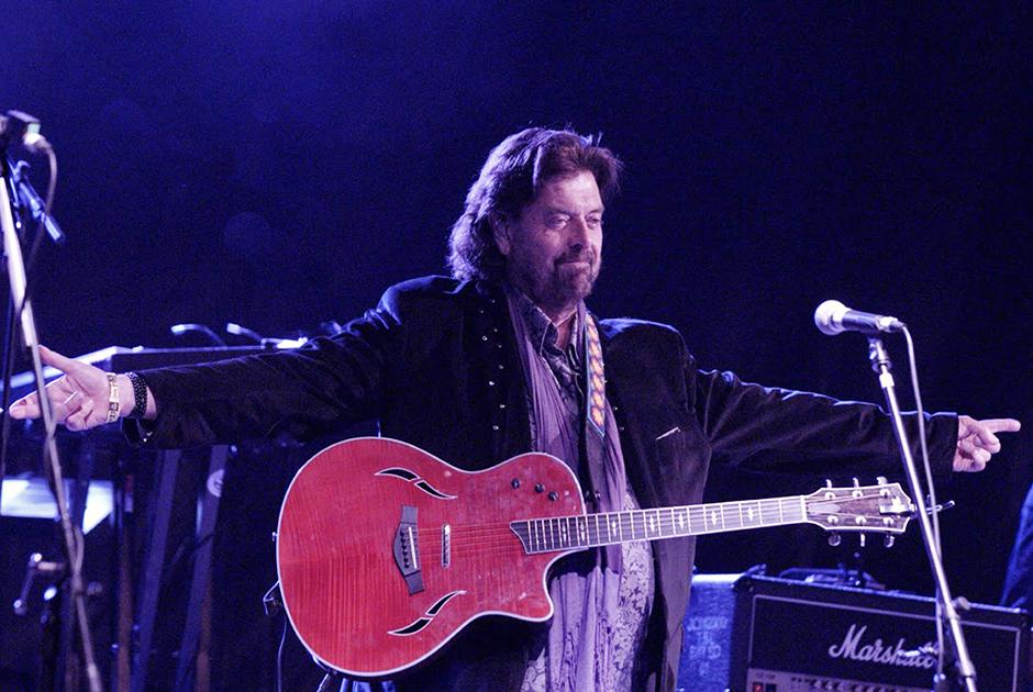 Алан Парсонс во время выступления The Alan Parsons Live Project