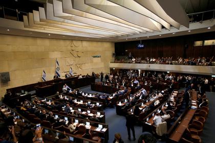 Парламент Израиля объявил о самороспуске