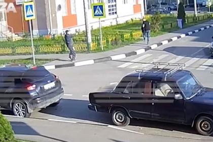 Расстрелянный на улице российский бизнесмен пострадал из-за парковки