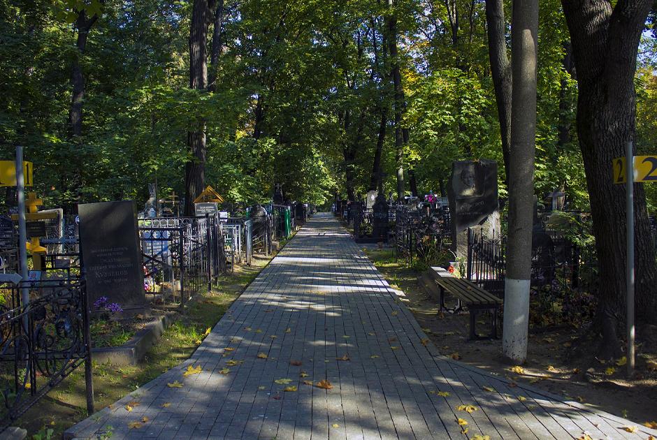 Пятницкое кладбище