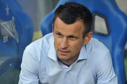 Семак высказался о возвращении Кокорина в «Зенит»