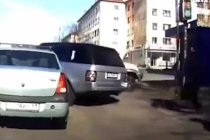 Провальная операция Росгвардии по поимке наркокурьеров попала на видео
