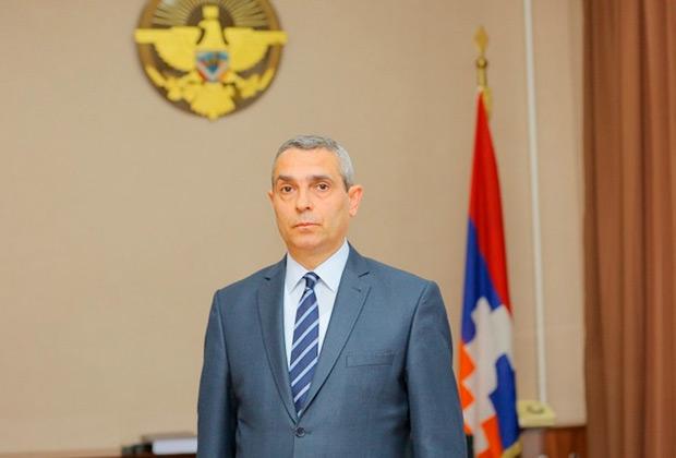 Министр иностранных дел Нагорного Карабаха Масис Маилян