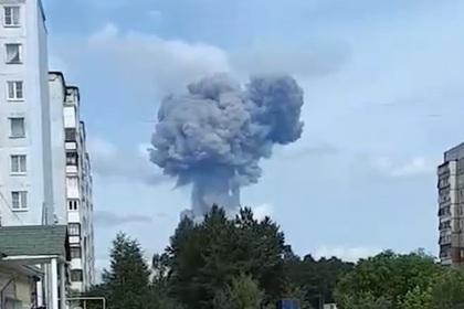 Стали известны последствия серии взрывов на оборонном заводе в Дзержинске