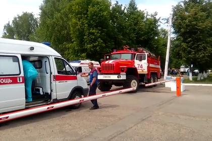 Стало известно о состоянии пострадавших при взрыве в Дзержинске