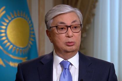 Глава Казахстана поделился впечатлениями от знакомства с Путиным