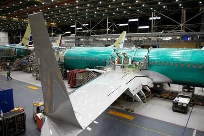 В деталях Boeing обнаружили дефекты