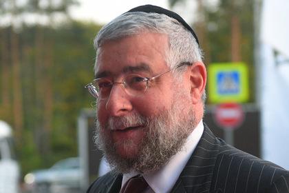 Главный раввин Москвы рассказал об угрозе евреям со стороны мусульман