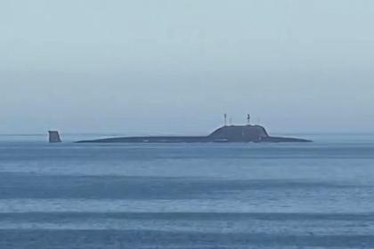 Три АПЛ России всплыли во льдах Арктики