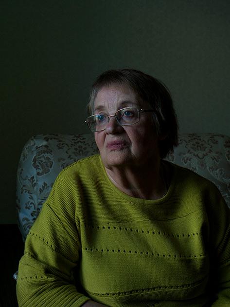 Вера Старухина, Башкирия